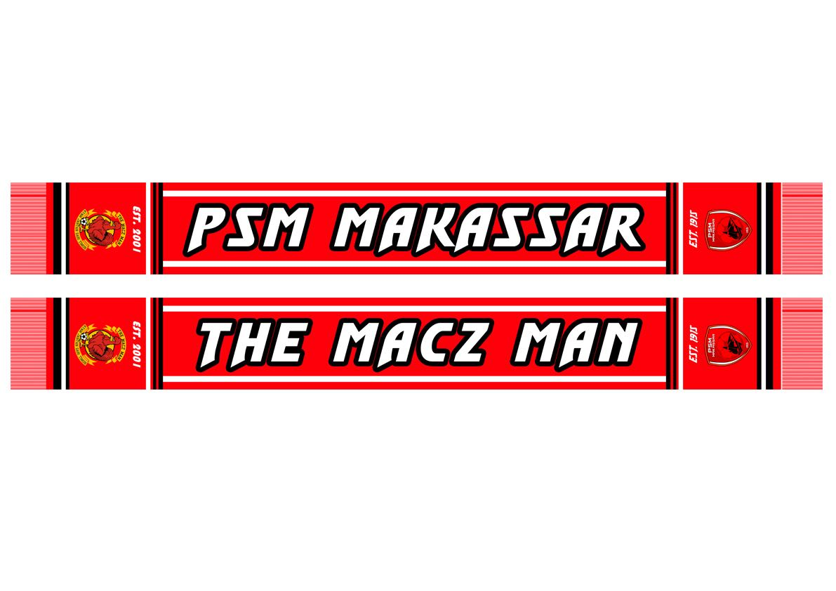 Syal The Macz Man Terbaru