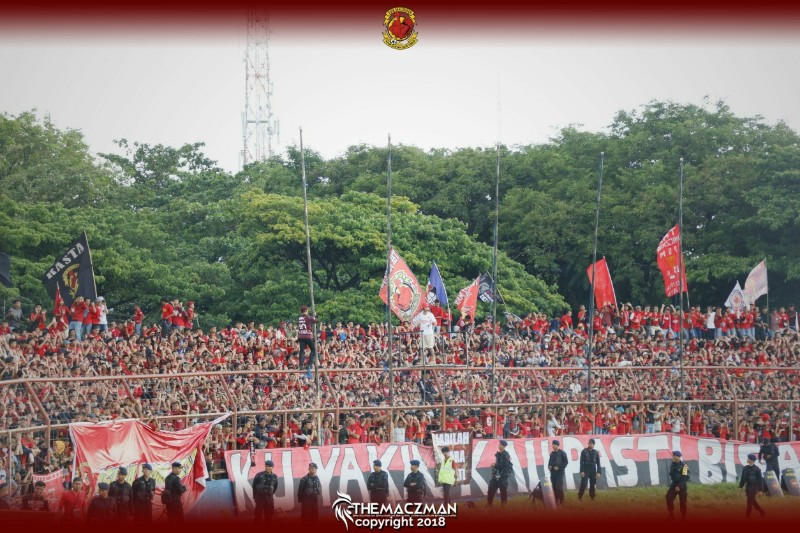 Dukung PSM di Musim 2019, The Macz Man Siap 'All Out'